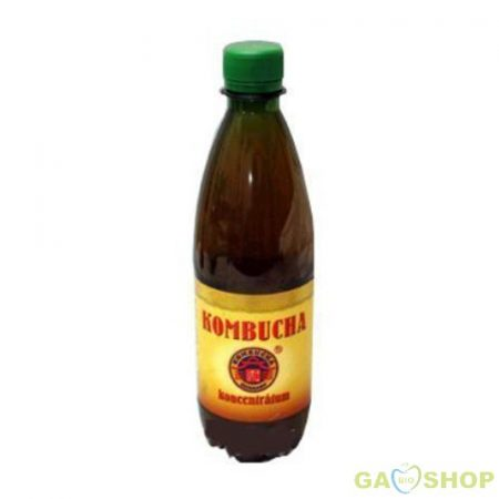 Kombucha tea koncentrátum 500 ml