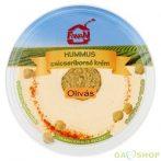 Hummus csicseriborsó krém olivás