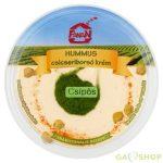 Hummus csicseriborsó krém csípős