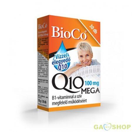 Bioco q-10 mega kapszula