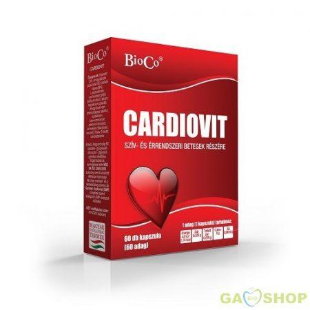 Bioco cardiovit kapszula