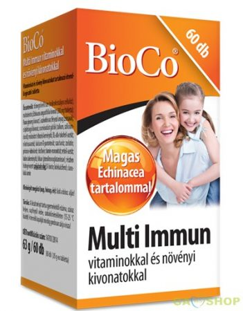 Bioco multi immun tabletta