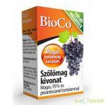 Bioco szőlőmag kivonat megapack