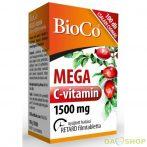Bioco mega c-vitamin 1500 mg filmtabl.