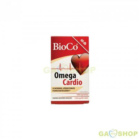 Bioco omega cardio kapszula 60 db