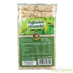 Vegabond puffasztott rizs natúr