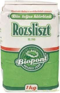 Biopont bio t.k. Rozsliszt rl-180