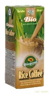 Biopont bio rizsital kávé 200 ml