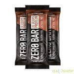Biotech zero bar szelet dupla csokoládés