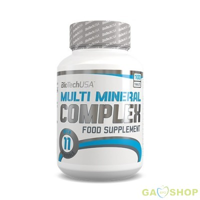 Biotech multi mineral complex tabletta