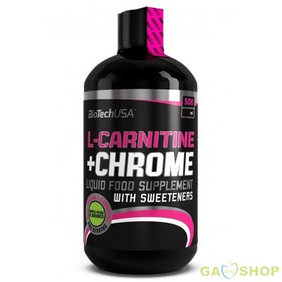 Btn l-carnitine+chrome oldat grapefruit