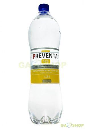 Preventa-125 csökk. Dd.víz 1500ml széns. 1500 ml