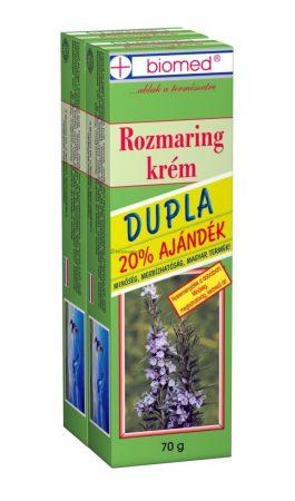 Biomed rozmaring krém dupla 70+70 g