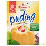 Haas pudingpor vanilia natural