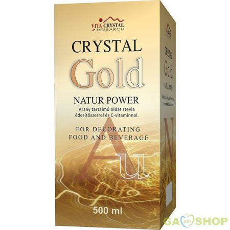 Nano gold 500 ml 500 ml