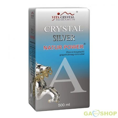 Nano silver 500 ml