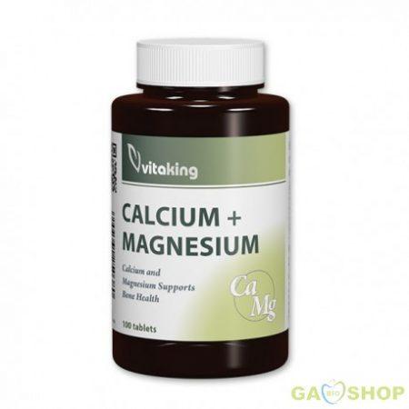 Vitaking kalcium-magnézium tabletta