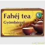 Dr.chen fahéj tea gyömbérrel 20 filter
