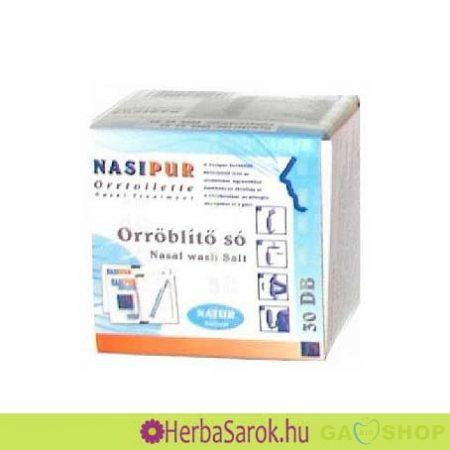 Nasipur orröblítő só 30 db