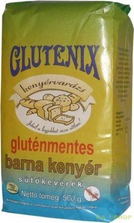Glutenix barna kenyér lisztkeverék