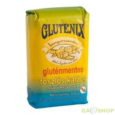 Glutenix foszlós kalács sütőkeverék