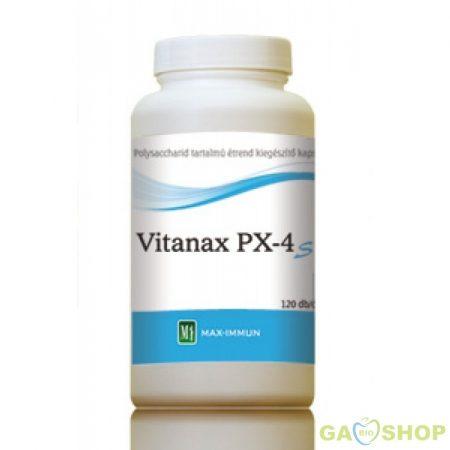 Vitanax px-4s étrend kiegészitö kapszula 120 db