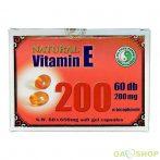 Dr.chen natural vitamin e 200