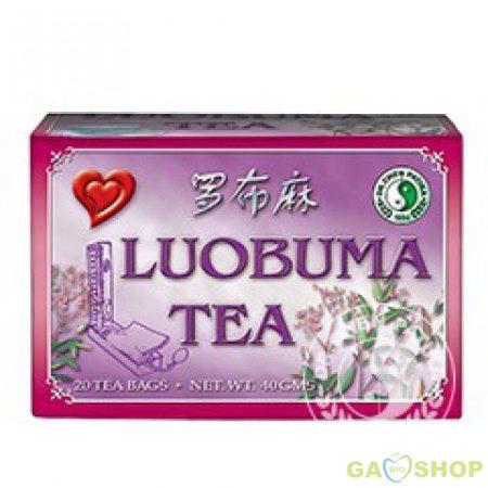 Dr.chen luobuma vérny.csökk. Tea filt. 20 filter