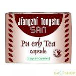 Dr.chen pu erh tea kapszula