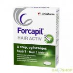 Forcapil tabletta hair activ 30 db