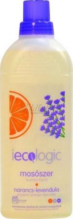 Iecologic mosószer narancs-levendula 1 l