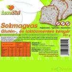 Love diet sokmagvas fiss kenyér
