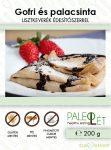 Paleolét gofri-palacsinta lisztkeverék