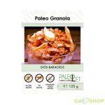 Paleolét paleo granola diós-barackos