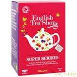 Ets 20 bio super bogyós tea