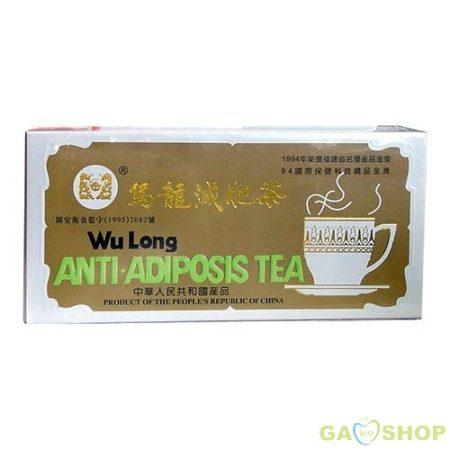 Dr.chen wu long tea papirdobozos /új/