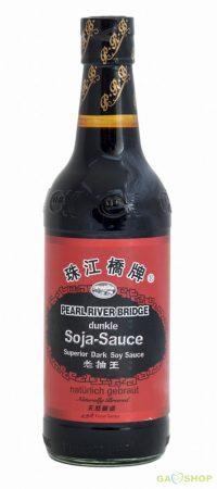 Szójaszósz sötét 500 ml