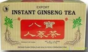 Dr.chen instant ginseng tea filteres