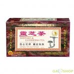 Dr.chen shiitake inst. Ganoderma tea fil 20 filter