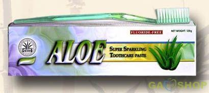 Dr.chen aloe fogkrém+fogkefe