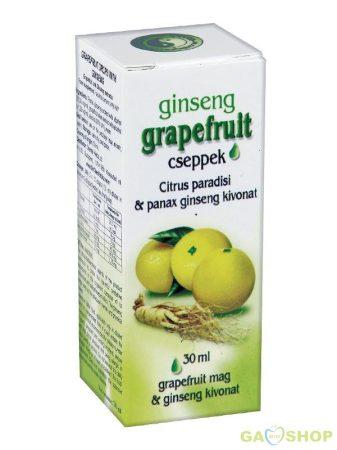 Dr.chen ginseng grapefruit cseppek