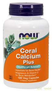 Now coral calcium plus kapszula