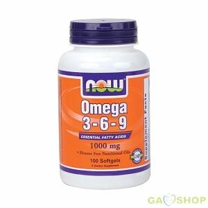 Now omega 3-6-9 kapszula