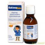 Eskimo kids olaj 105 ml narancsos