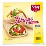 Schär gluténmentes wraps