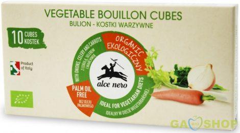 Alce nero bio zöldségleveskocka