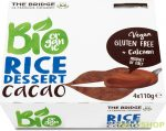 The bridge bio rizs desszert csokoládé