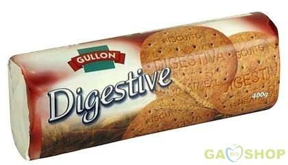 Gullón diabet. Digestiv korpás keksz
