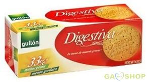 Gullon digestiv zabpelyhes korpás keksz