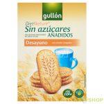 Gullon keksz teljes kiörlésű gabonával